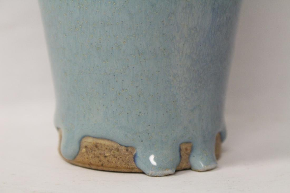 Chinese Song style porcelain vase - 9
