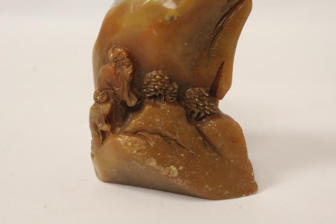 Shoushan stone boulder - 10