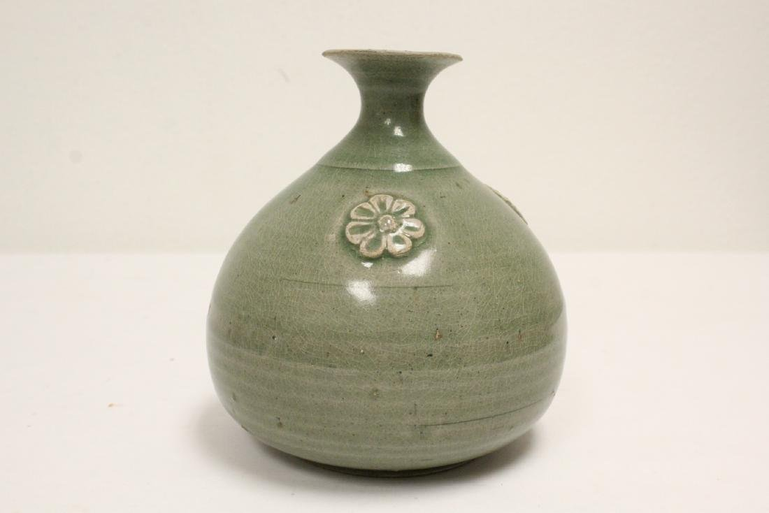 Song style celadon jar - 6