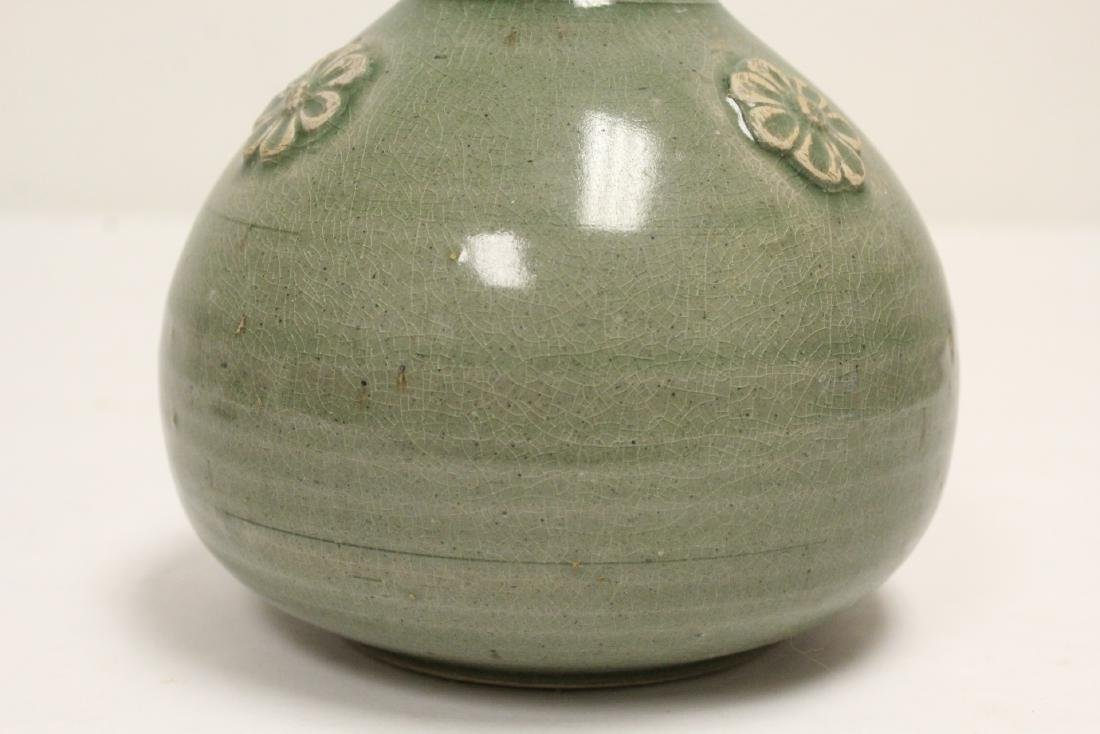 Song style celadon jar - 9