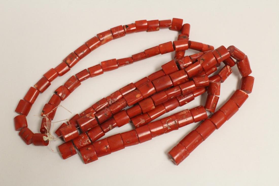 8 necklaces - 3