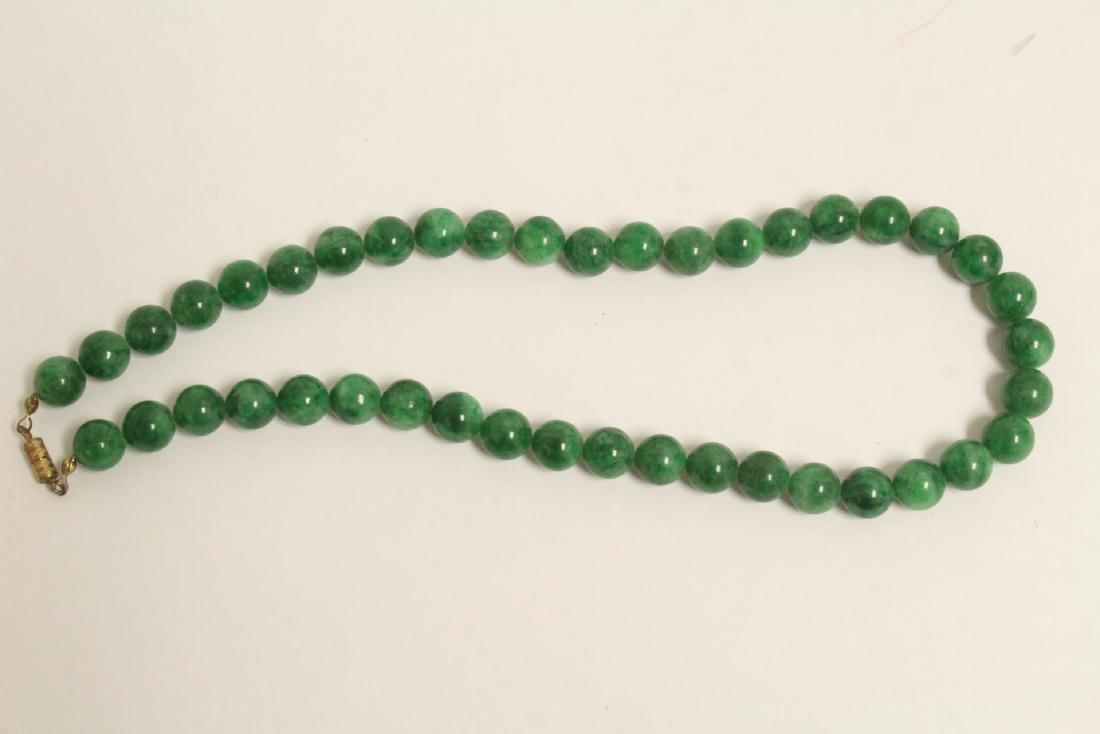 8 necklaces - 5