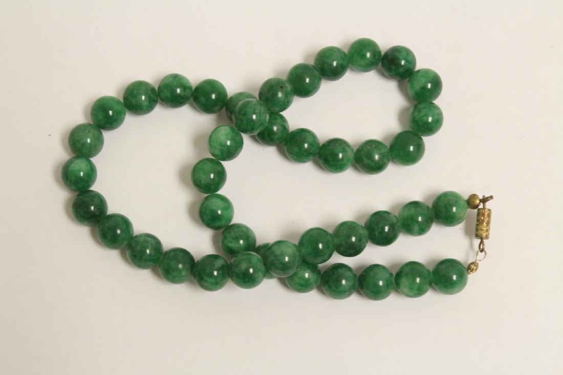 8 necklaces - 6