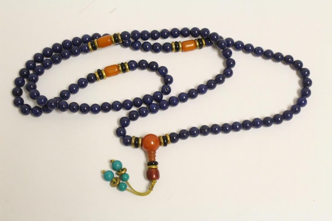 8 necklaces - 8