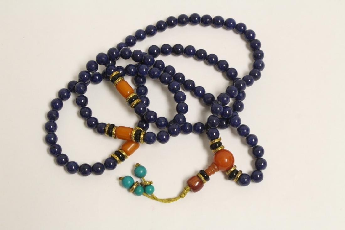 8 necklaces - 9