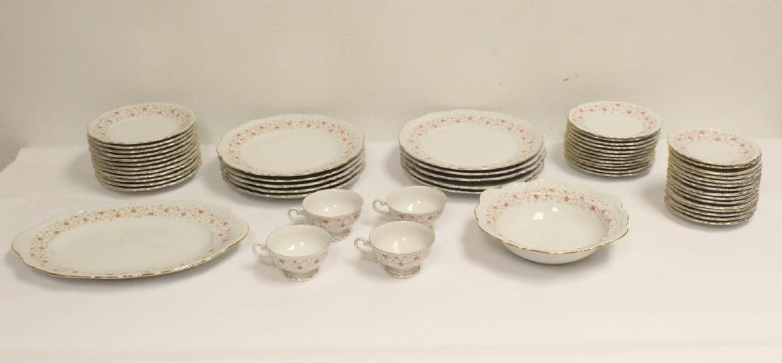 Partial set of Germany porcelain china set