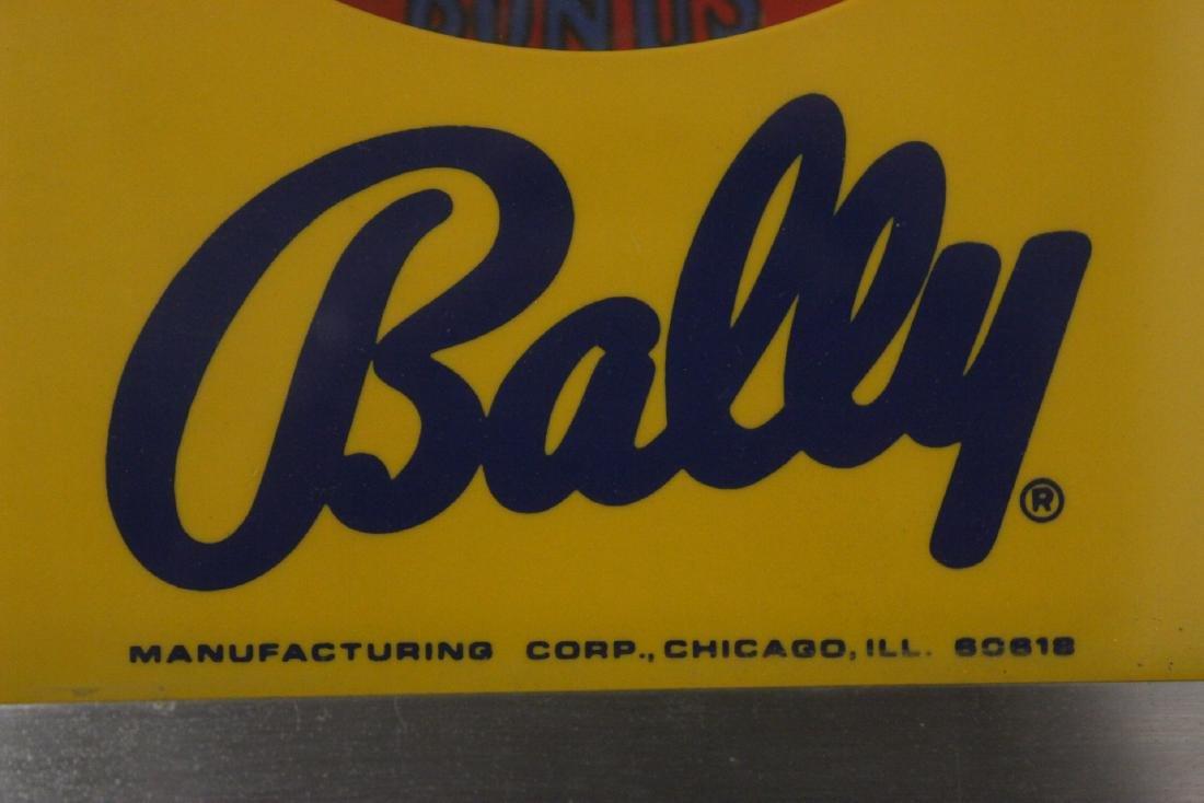 A Bally Fireball 4-player pinball machine - 8