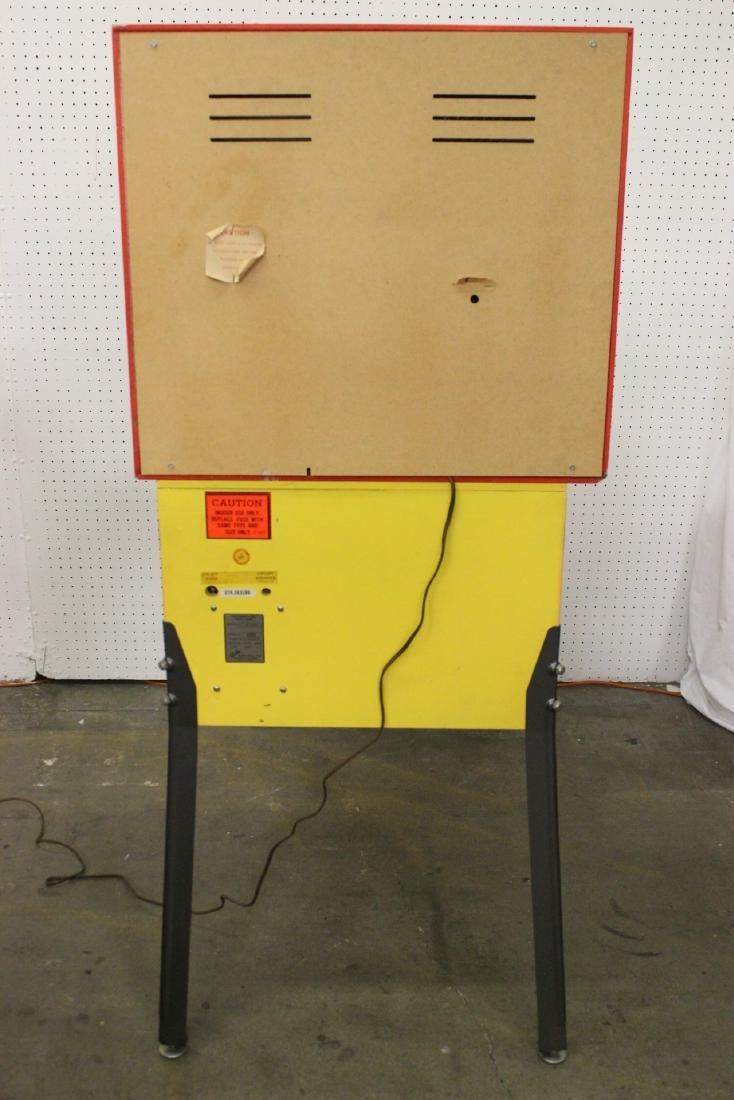 A Bally Fireball 4-player pinball machine - 9