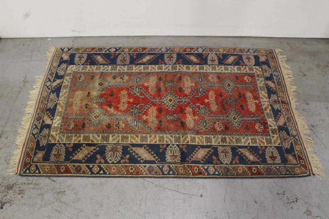 A beautiful Persian rug