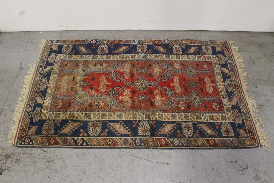 A beautiful Persian rug