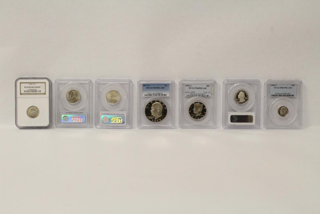 Lot of misc. coins