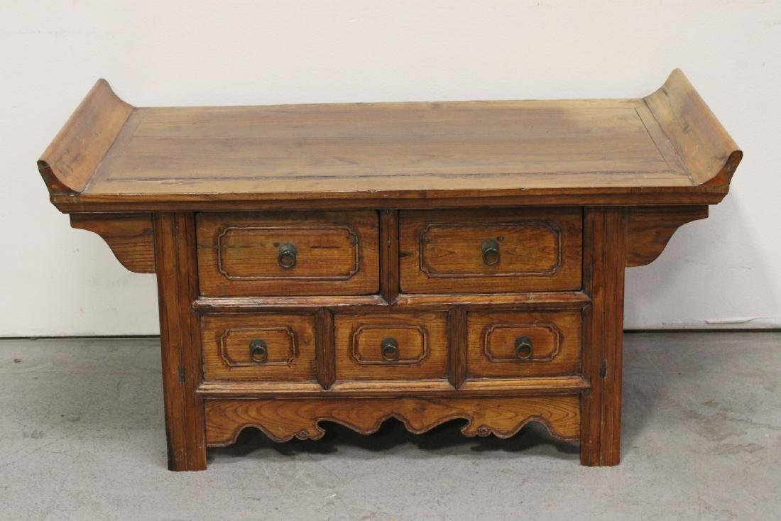 Chinese/Korean 18th century chest of drawers