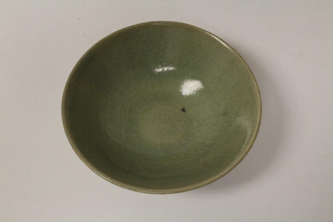 Chinese possible Song celadon bowl - 6