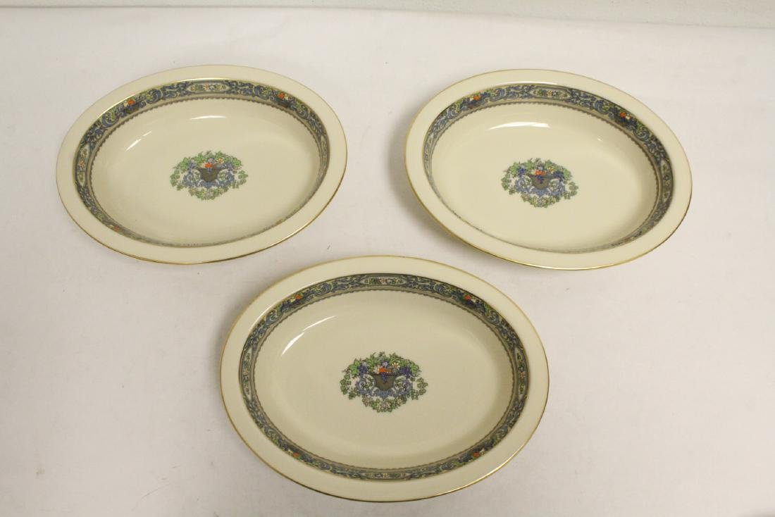 20 pieces partial china set by Lenox - 5