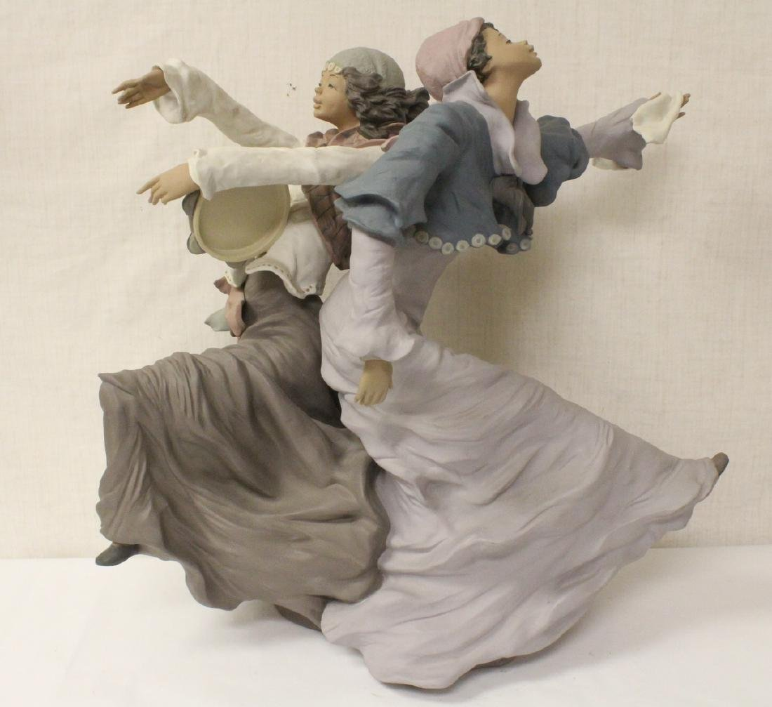 An important Lladro figurine sculpture