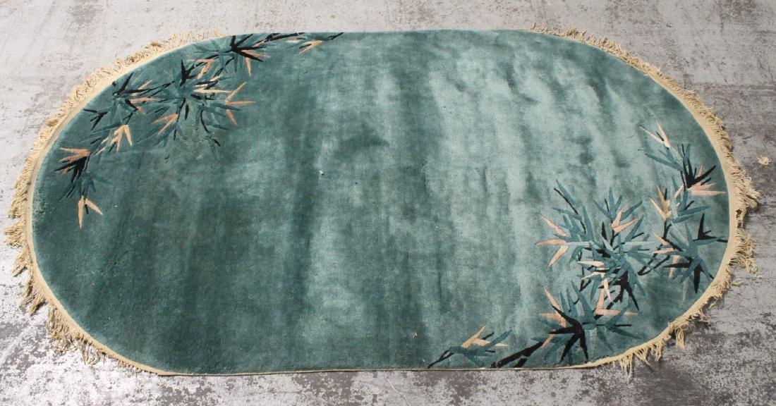 Chinese vintage Peking rug