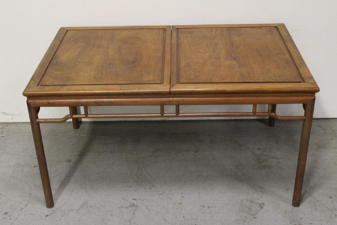 Chinese vintage huanghuali wood table