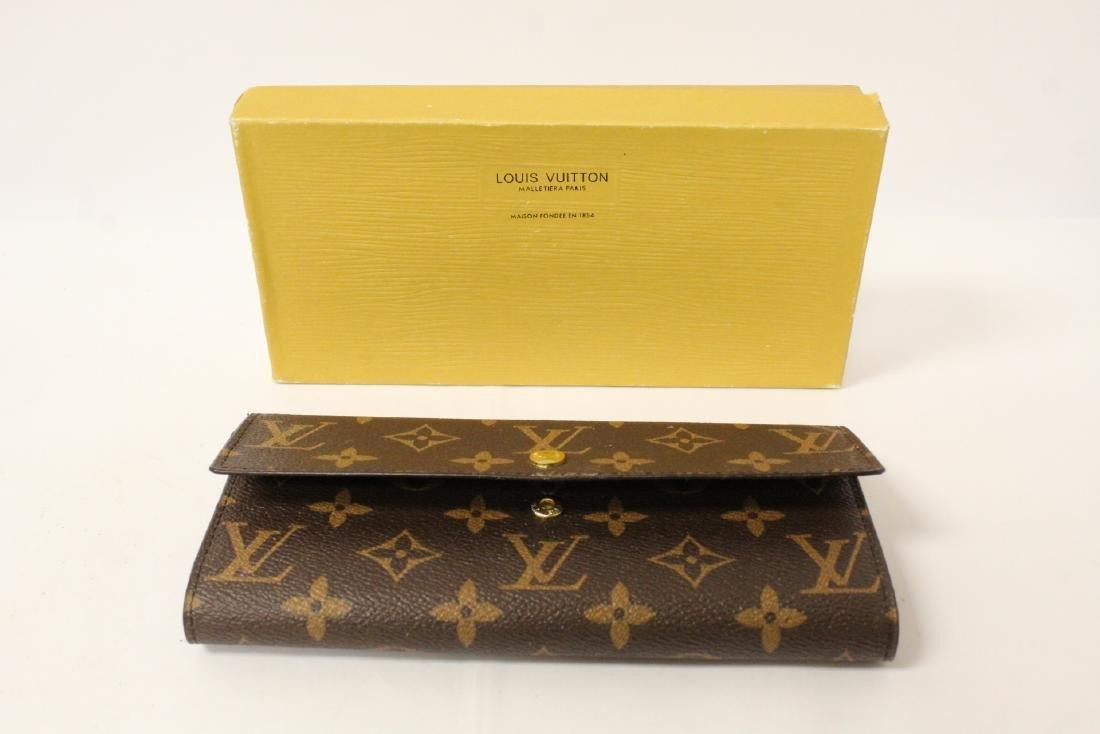 Louis Vuitton style purse