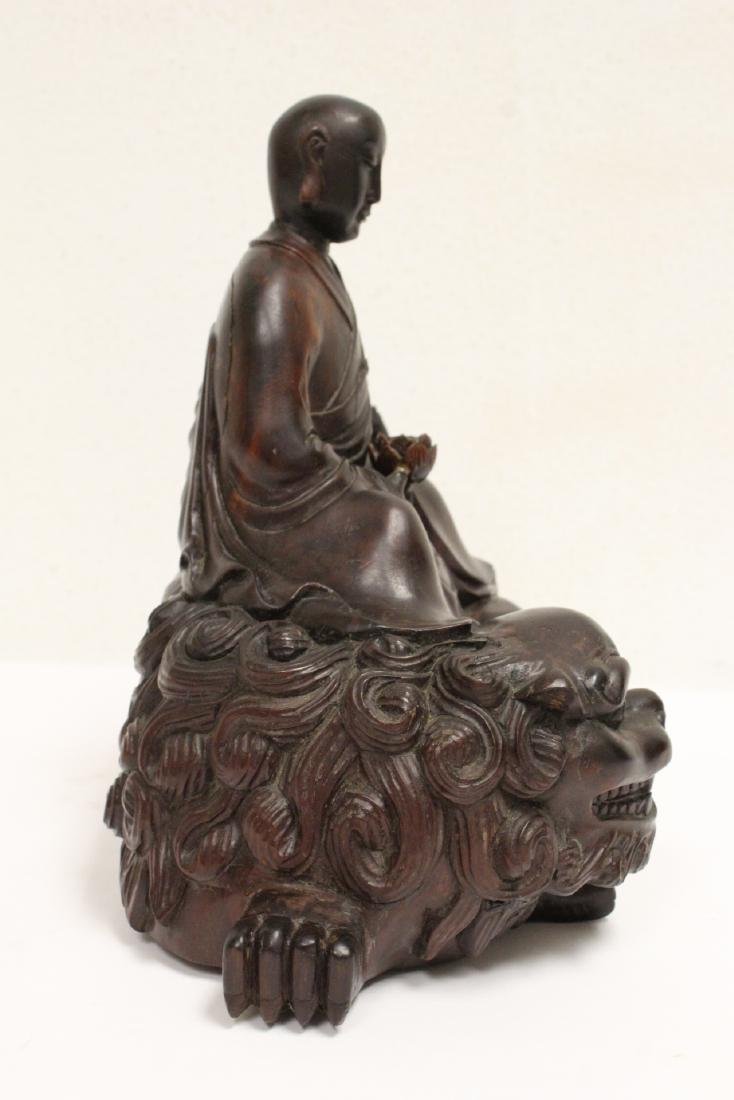 Chinese wood carving - 4