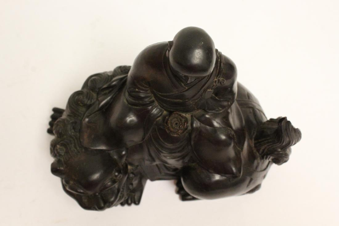 Chinese wood carving - 5