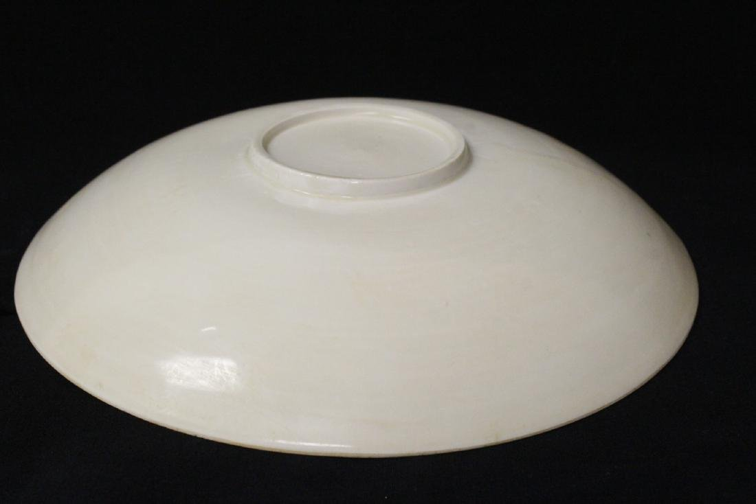 Chinese Song style white porcelain bowl - 10