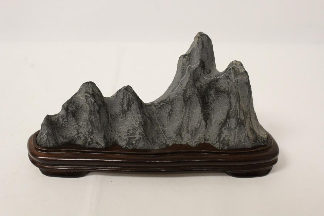 Stone brush mountain - 4