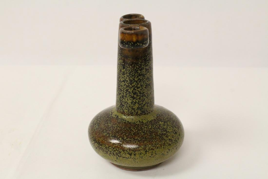 Song style porcelain vase - 4