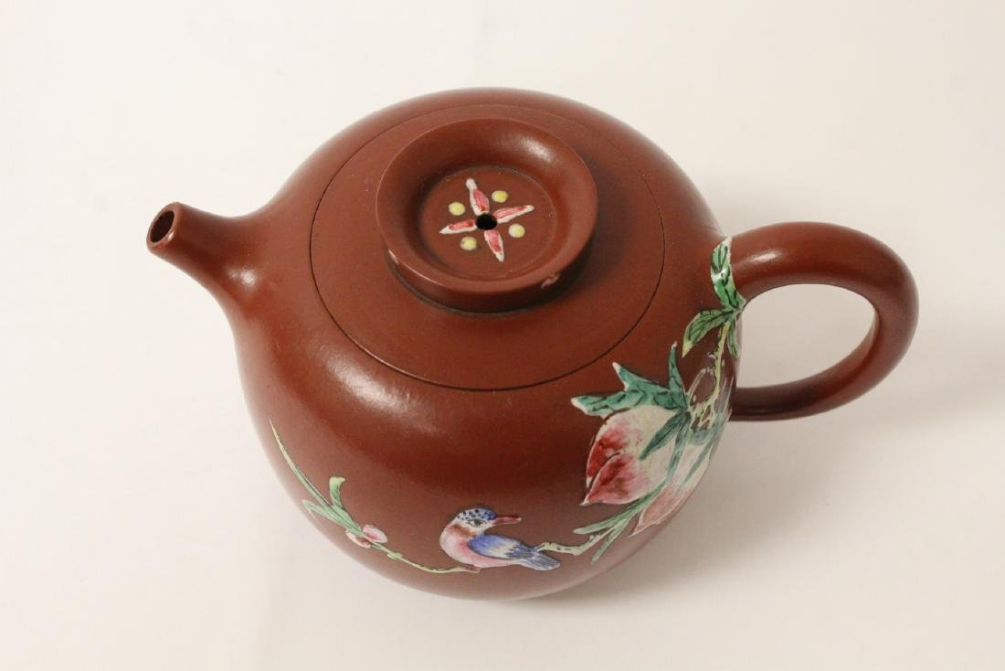 Yixing teapot - 7