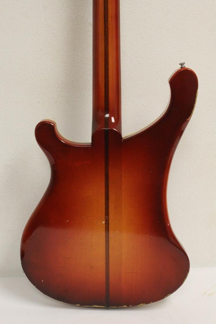 Model 4001 Rickenbacker bass guitar, c1975 - 10