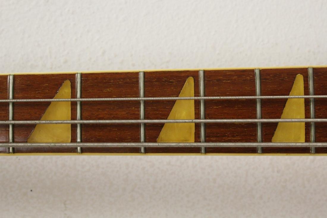 Model 4001 Rickenbacker bass guitar, c1975 - 7