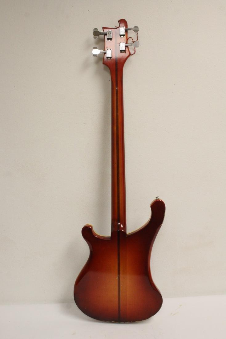 Model 4001 Rickenbacker bass guitar, c1975 - 9