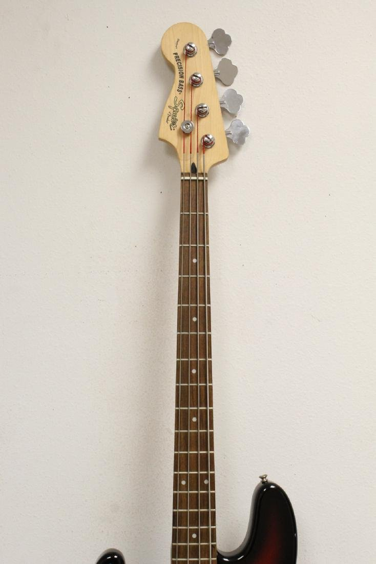 Fender squier bass guitar - 6