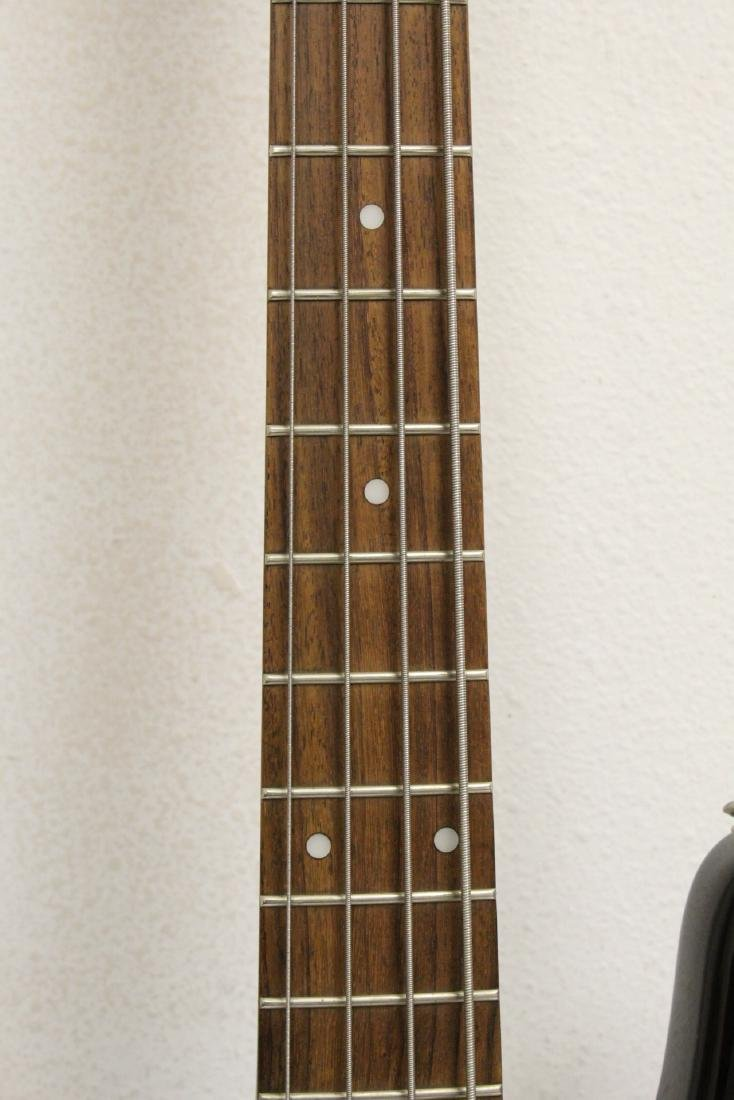 Fender squier bass guitar - 8