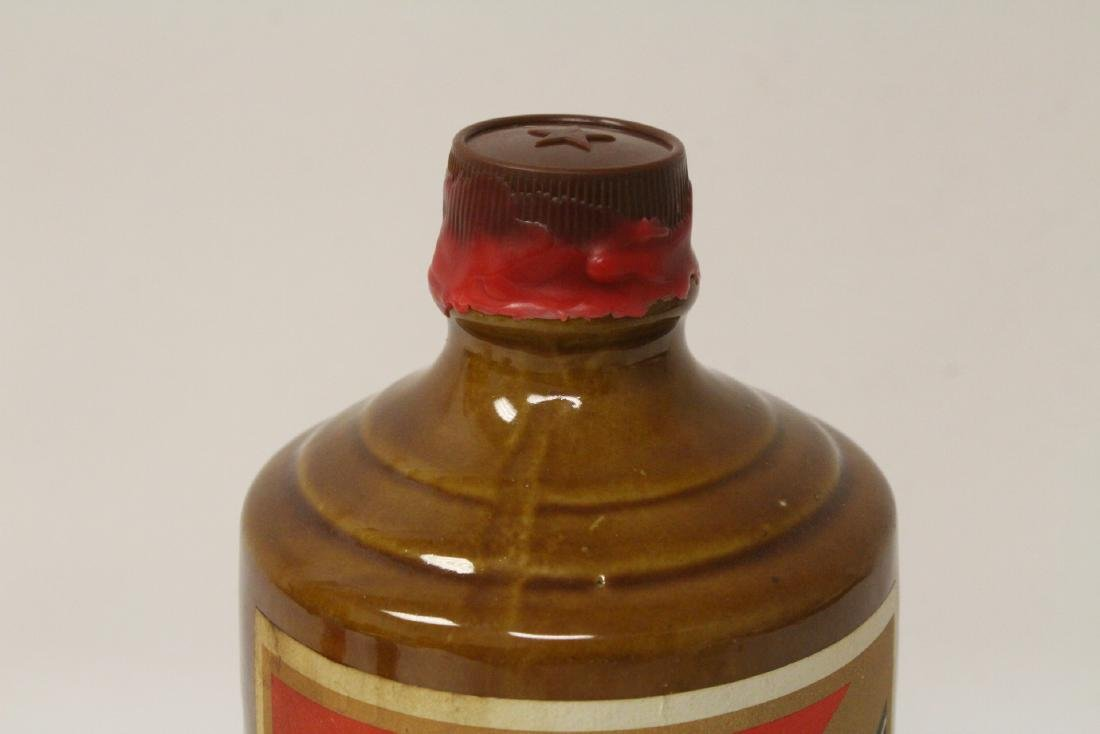 Bottle of Chinese Maotai wine - 3