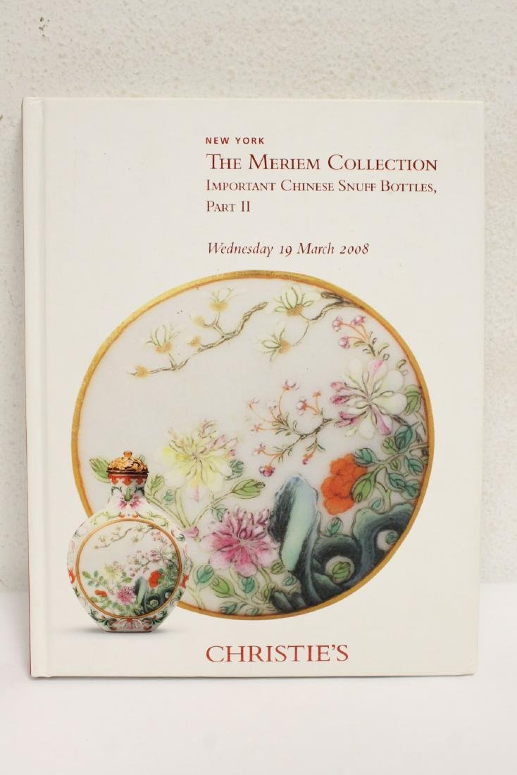 Lot of Christie's Chinese antique auction catalogs - 5