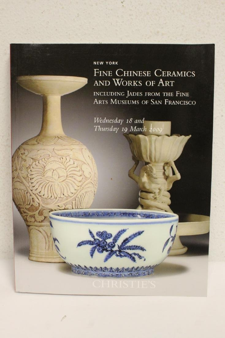 Lot of Christie's Chinese antique auction catalogs - 6