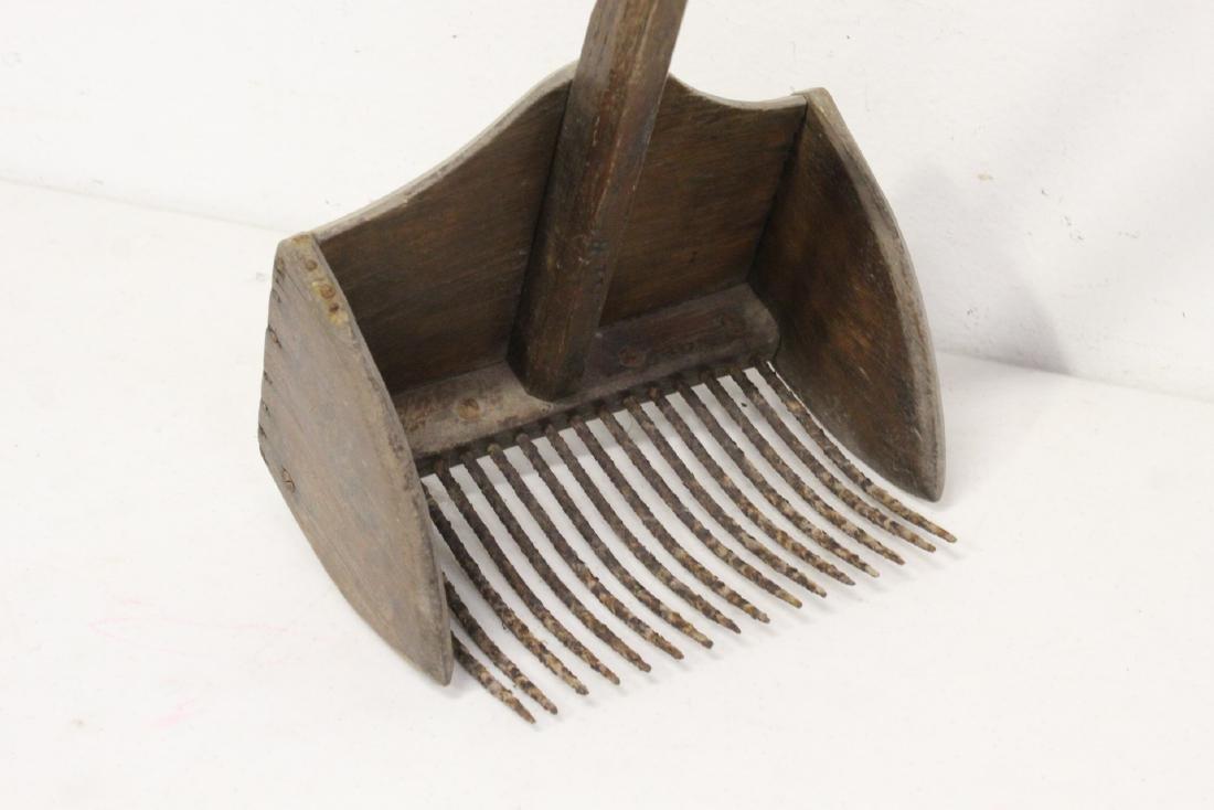 4 Victorian hand tools - 9
