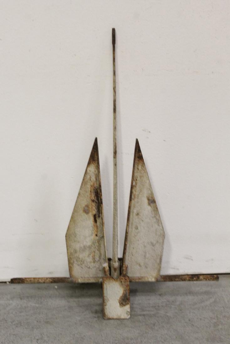 3 vintage anchors - 5