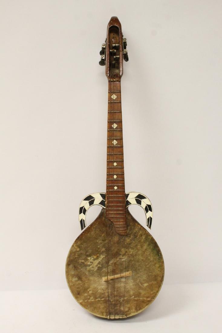 Victorian ukulele