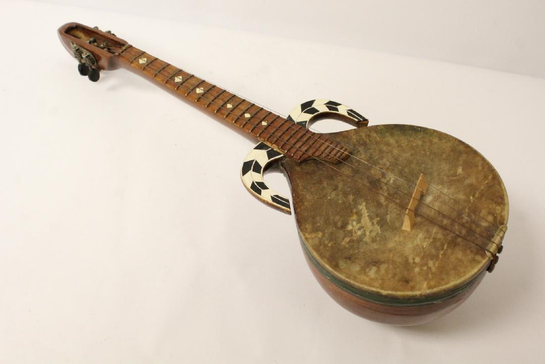 Victorian ukulele - 2