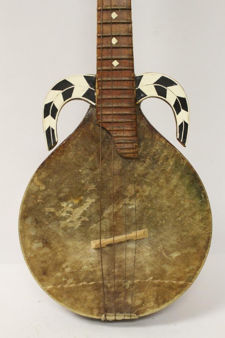 Victorian ukulele - 4