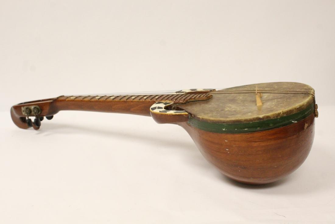 Victorian ukulele - 5