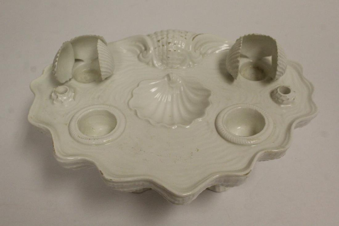 blanc de shin desk ornament & a Faberge Firebird vase - 10