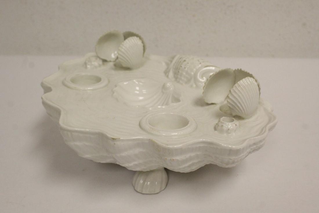 blanc de shin desk ornament & a Faberge Firebird vase - 7