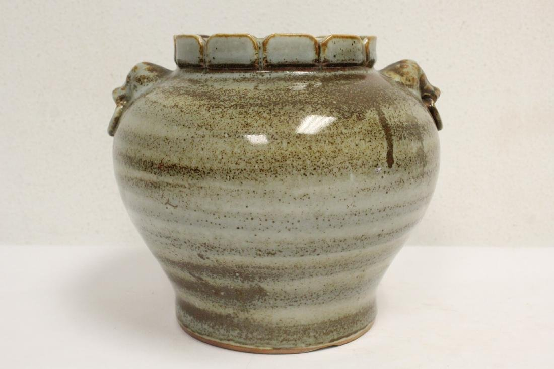 Large Song style jar - 3