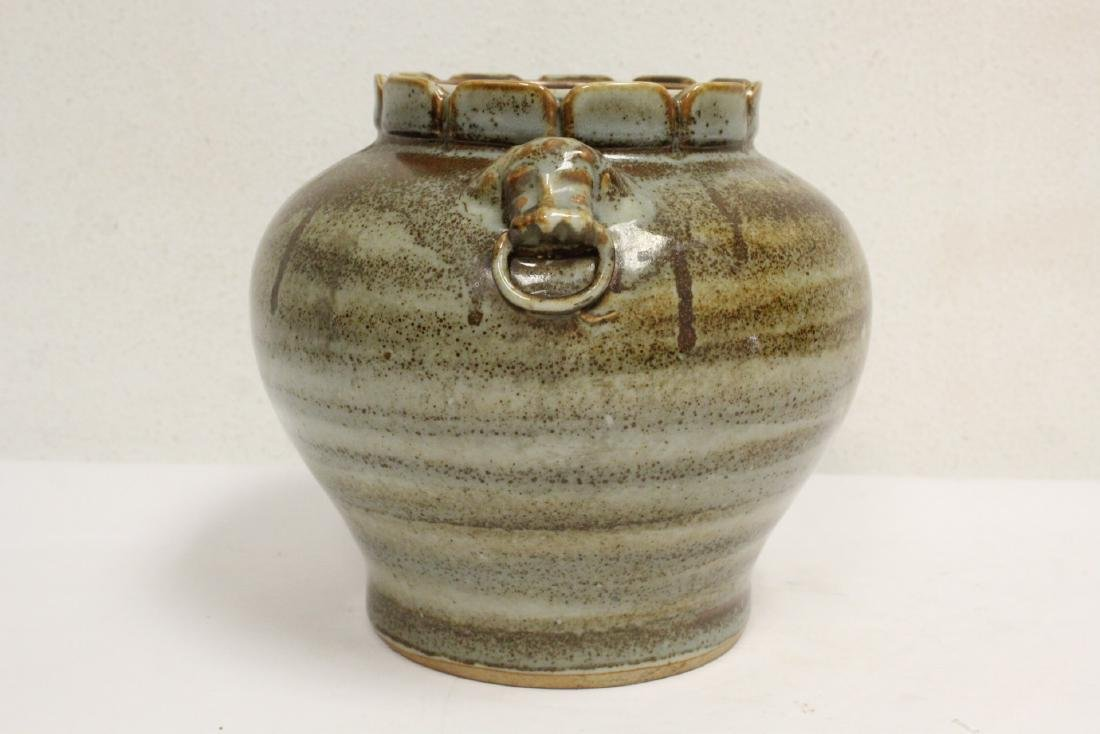 Large Song style jar - 4