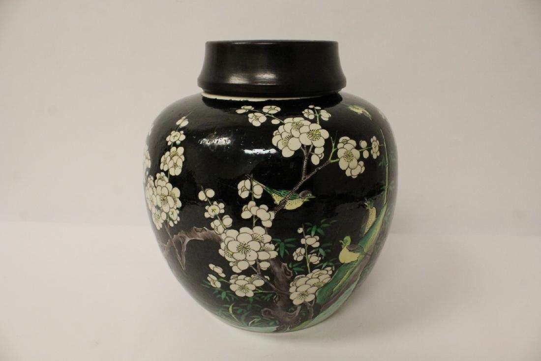 An important Chinese antique porcelain jar - 7