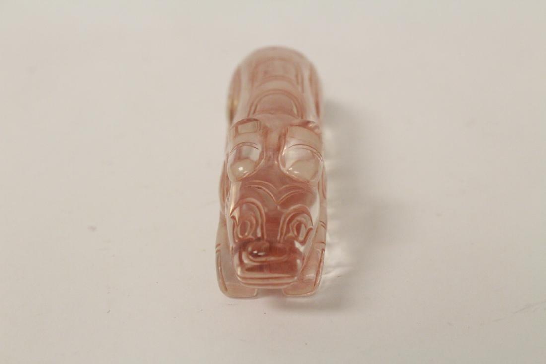 Chinese crystal qilin - 2