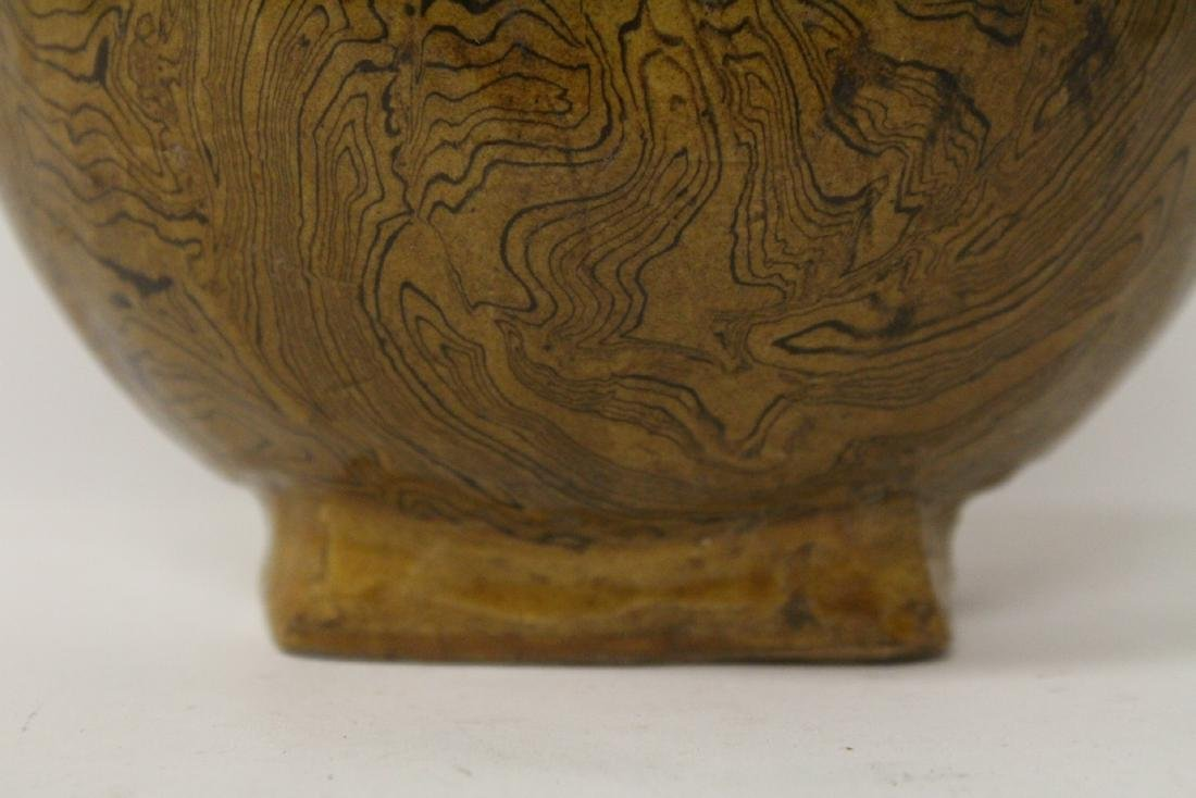 Chinese marbled wine server - 3