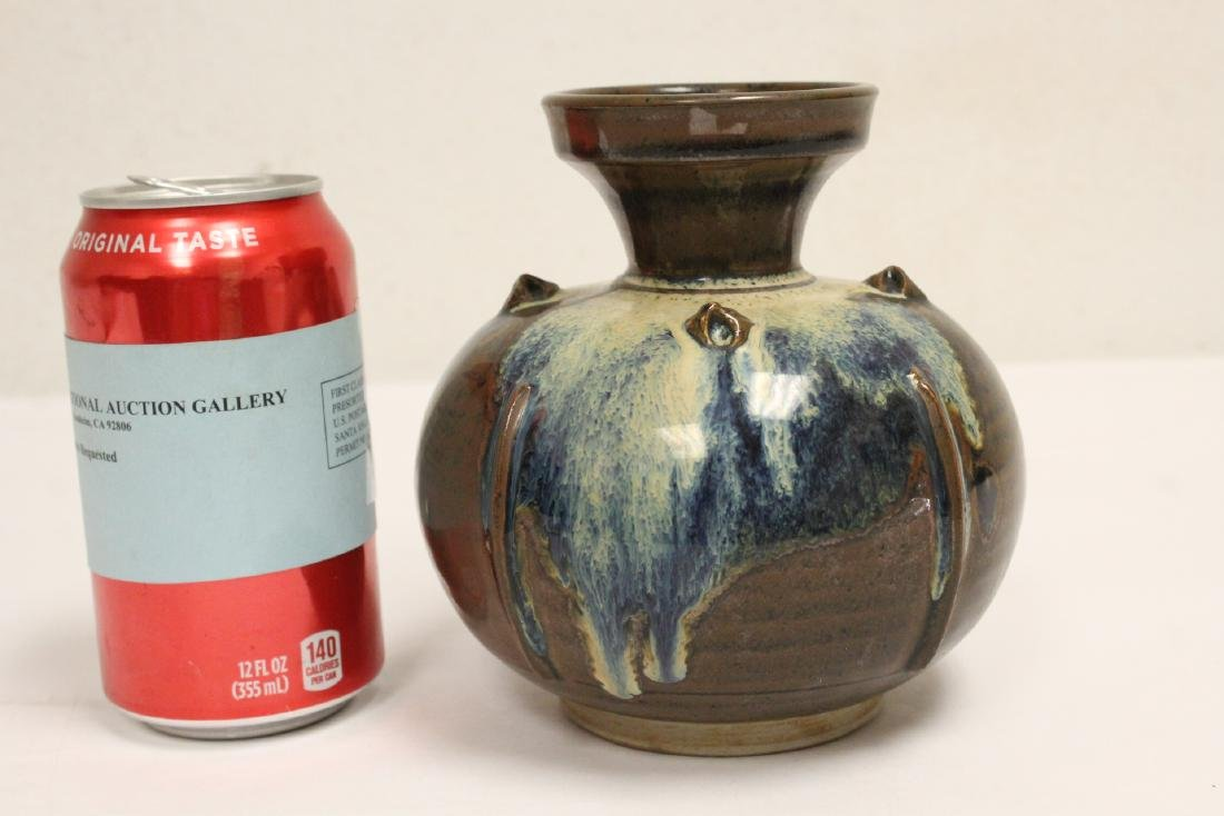 Song style brown glazed jar - 3